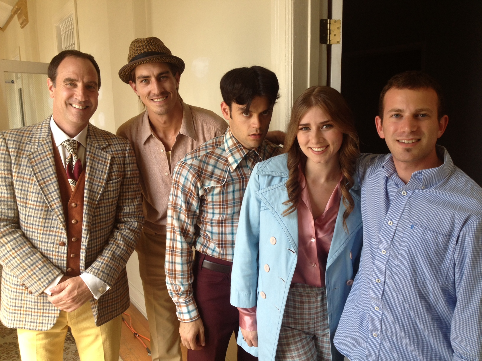 Charlie & cast
